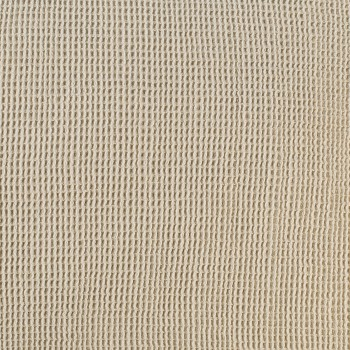 LUKINA LINEN WAFFLE WEAVE FABRIC BY-THE-YARD