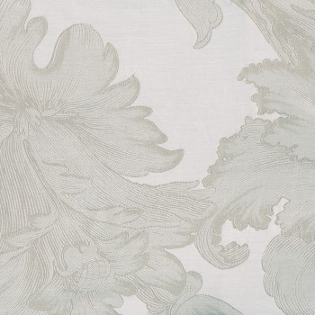 Anichini Fernanda Sateen Jacquard Fabric By The Yard