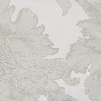 Anichini Fernanda Sateen Jacquard Fabric By The Yard