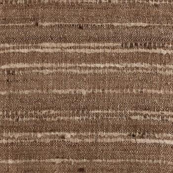 Anichini Jharia Anichini Herringbone Hand Loomed Natural Silk
