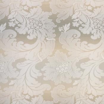 Anichini Marte Jacquard Fabric By The Yard In Neutral