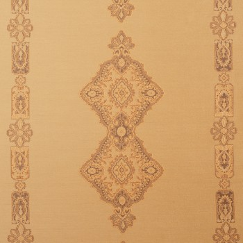 PERSIA MEDALLION FABRIC BY-THE-YARD