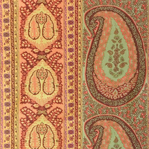 Anichini Taj 2.0 Heavyweight Jacquard Fabric