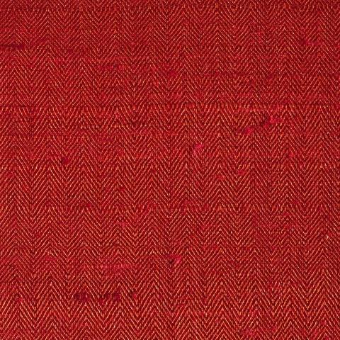 Anichini Changeant Hand Loomed Natural Silk