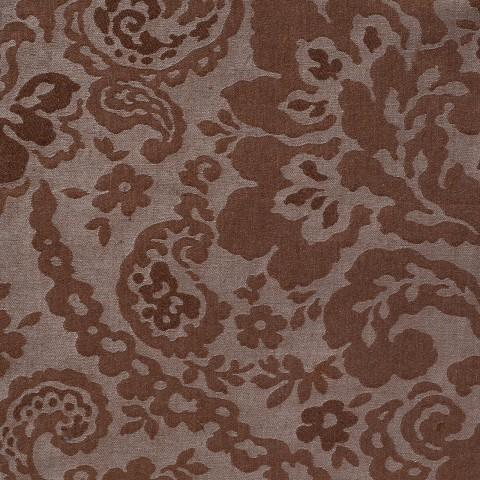 Anichini Lido Linen Jacquard Fabric By The Yard