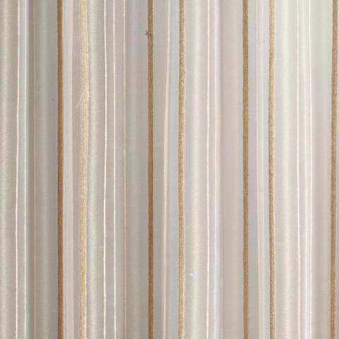 Anichini Simdega Sheer Hand Loomed Natural Silk