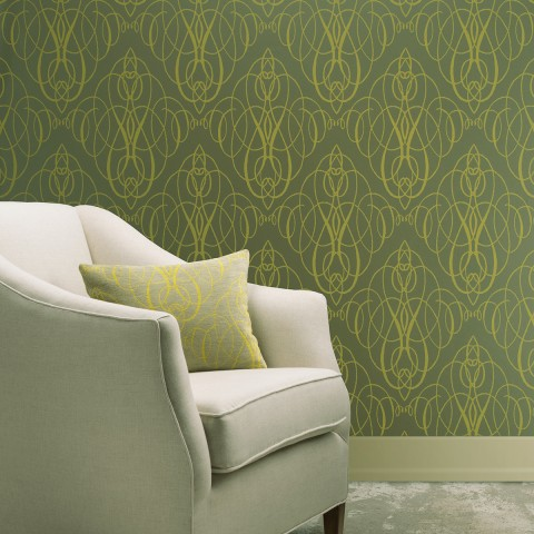 Anichini Mozart Wallcoverings
