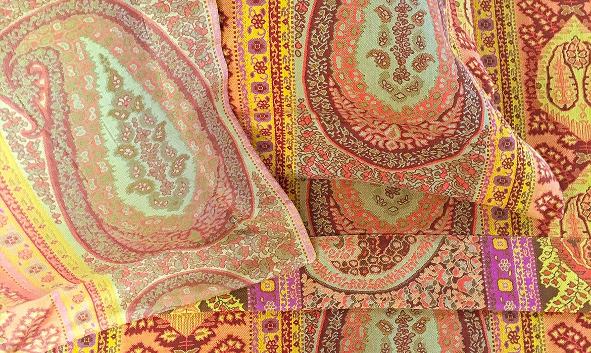 New Additions To The ANICHINI Fabric Collection